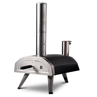Ooni Fyra Wood-Fired Outdoor Pizza Oven UU-POAD00 with 10kg Wood Pellets and Cookbook alt image 3