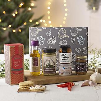 Lakeland Garlic Lover's Christmas Food Hamper alt image 3