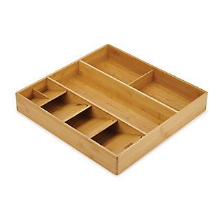 Joseph Joseph Drawerstore Bamboo Compact Cutlery & Utensil Organiser