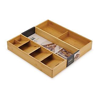 Joseph Joseph Drawerstore Bamboo Compact Cutlery & Utensil Organiser alt image 8
