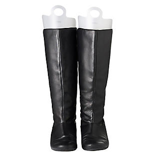 4 Cut To Fit Boot Shapers – For Ankle, Calf and Knee-High Boots alt image 3