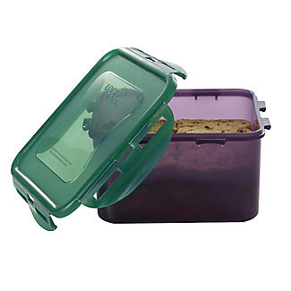 LocknLock Eco Square Food Storage Container 1.2L alt image 1