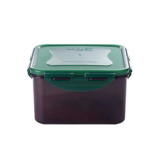 LocknLock Eco Square Food Storage Container 1.2L alt image 2