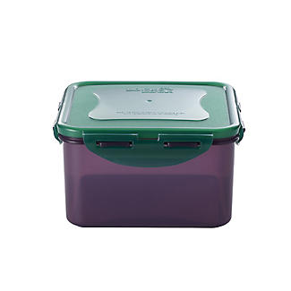 LocknLock Eco Square Food Storage Container 1.2L alt image 3
