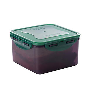 LocknLock Eco Square Food Storage Container 1.2L alt image 4