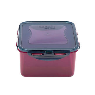 LocknLock Eco Square Food Storage Container 1.2L alt image 7