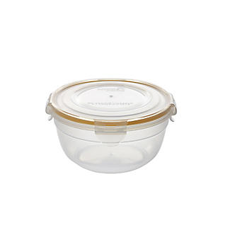 LocknLock Round Nestable Food Storage Containers – 5-Piece Set alt image 6