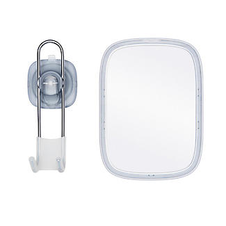 OXO Good Grips StrongHold Suction Fogless Shower Mirror