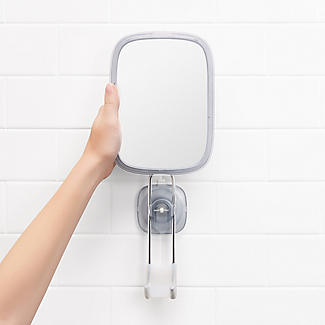 OXO Good Grips StrongHold Suction Fogless Shower Mirror alt image 2