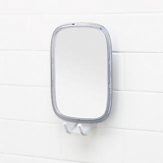 OXO Good Grips StrongHold Suction Fogless Shower Mirror alt image 4