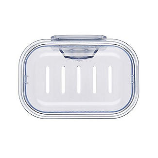 OXO Good Grips StrongHold Suction Shower Soap Dish alt image 4