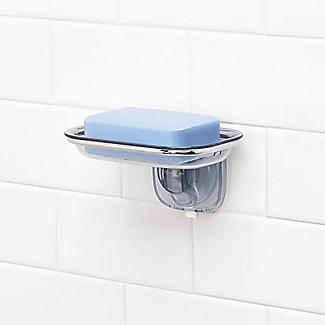 OXO Good Grips StrongHold Suction Shower Soap Dish alt image 5