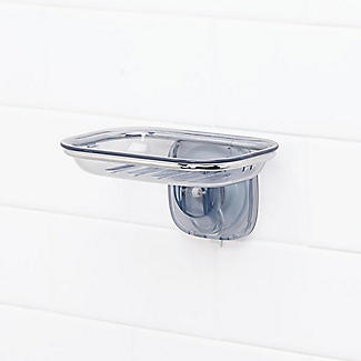 OXO Good Grips StrongHold Suction Shower Soap Dish alt image 6
