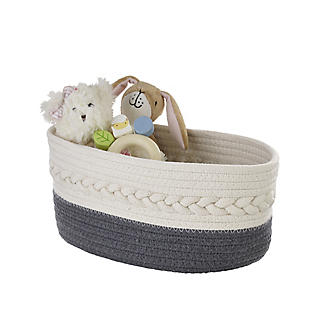 Lakeland Oval Rope Baskets – Pack of 2 alt image 5