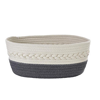 Lakeland Oval Rope Baskets – Pack of 2 alt image 7