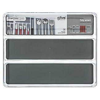 5Five Utensil Drawer Tidy – 3 Compartments alt image 4