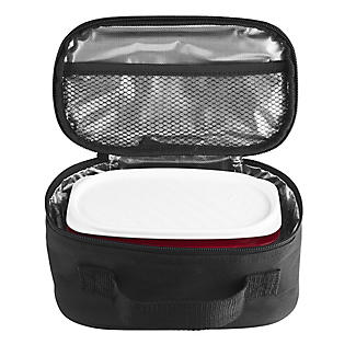 Tatay Urban Mini Lunch Bag with Food Container – Black