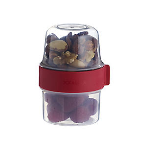 Lock & Lock Duo Pot Small 2-Way Container 300ml alt image 1