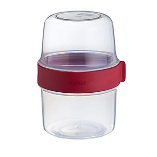 LocknLock Duo Pot Large 2-Way Container 360 Plus 310ml alt image 5