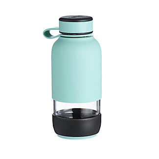 Lékué Glass Water Drinks Bottle 600ml