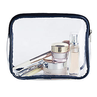 Lakeland Clear Cosmetic Bag