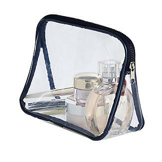 Lakeland Clear Cosmetic Bag alt image 3