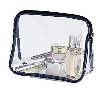 Lakeland Clear Cosmetic Bag alt image 4