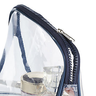 Lakeland Clear Cosmetic Bag alt image 5