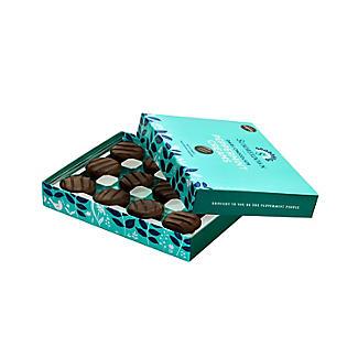 12 Summerdown Dark Chocolate Peppermint Creams 200g