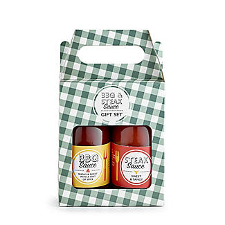 Lakeland BBQ & Steak Sauce Gift Set