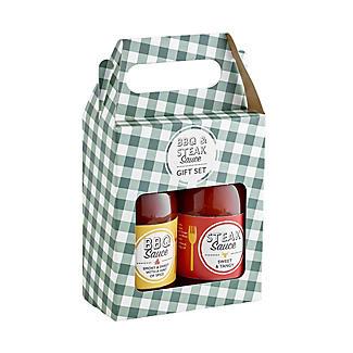 Lakeland BBQ & Steak Sauce Gift Set alt image 2