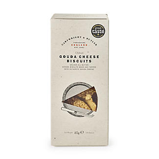 Cartwright & Butler Gouda Cheese Biscuits – 85g