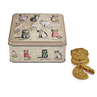 Grandma Wild's Cats in Jumpers Biscuit Tin – 160g
