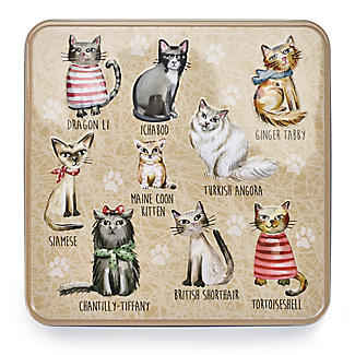 Grandma Wild's Cats in Jumpers Biscuit Tin – 160g alt image 2