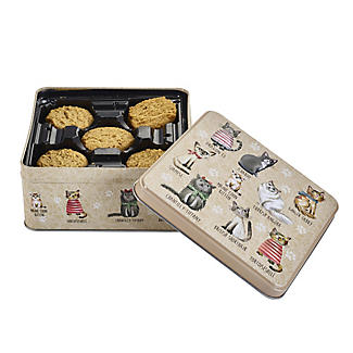Grandma Wild's Cats in Jumpers Biscuit Tin – 160g alt image 4