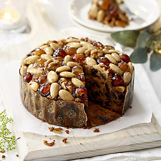 Country Fare Brandy Fruit Cake – 1kg alt image 2