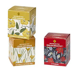 New English Teas Assortment of 60 Tea Bags – 6 Flavours alt image 2