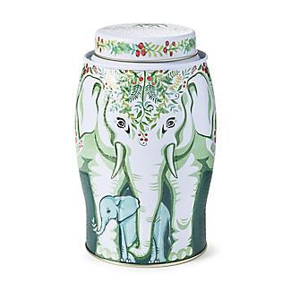 Williamson Tea Christmas Blend Tea in Elephant Caddy – 40 Tea Bags