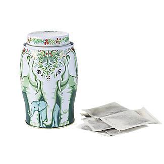 Williamson Tea Christmas Blend Tea in Elephant Caddy – 40 Tea Bags alt image 2