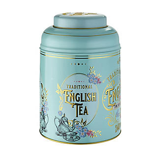 New English Teas XL Victorian Tea Caddy and Tea Bags – 240 Tea Bags alt image 2