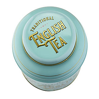 New English Teas XL Victorian Tea Caddy and Tea Bags – 240 Tea Bags alt image 3