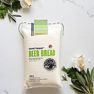 Garlic & Herb Beer Bread Mix 450g alt image 6