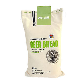 Garlic & Herb Beer Bread Mix 450g alt image 8