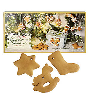 Decorate Your Own Gingerbread Ornaments 450g