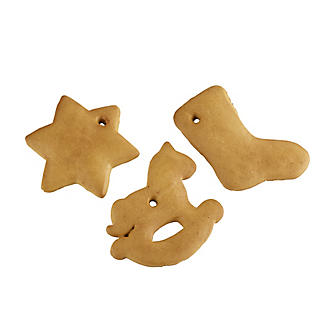 Decorate Your Own Gingerbread Ornaments 450g alt image 3