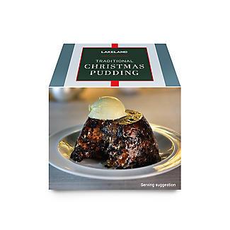 Lakeland Traditional Christmas Pudding – 400g
