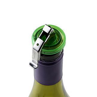 Lakeland Lever-Arm Wine Bottle Stoppers – Pack of 3 alt image 2
