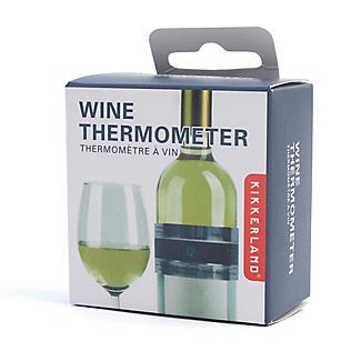 Kikkerland Wine Bottle Thermometer alt image 4