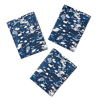 12 Lakeland Pre-Folded Marbled Napkins alt image 3