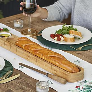 Lakeland Baguette Bread Serving Gift Set alt image 2